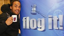 Dev with the Flog It logo!