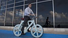BeSpoke: The Cardboard Bike