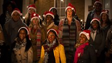 Image for Christmas Carolling with Miranda and Stevie