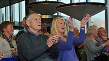 MacAulay and Co Festive Foyer Show 14 Dec 2012
