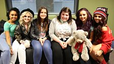 Little Mix fans Kerry-Anne and Caitlin get to meet the girls!