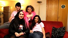 12 April: Team Pink