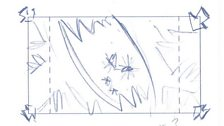 Storyboarding The Snowmen's Opening Moments