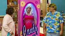 Mrs Brown... Barbie & Ken?