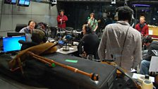 Bellowhead in session