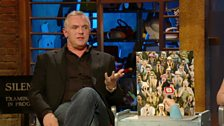 Image for Greg Davies on the general public