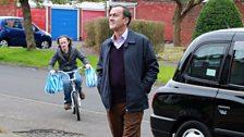 Keith… on a bike