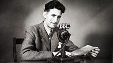 Image for George Orwell: The Appeal of the Dystopian Novel