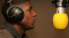 Labrinth in the Live Lounge - 30 Sept 2010 - 1