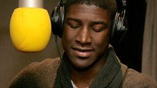 Labrinth in the Live Lounge - 30 Sept 2010 - 4