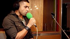 Jay Sean in the Live Lounge - 19 Oct 10 - 2