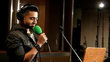 Jay Sean in the Live Lounge - 19 Oct 10 - 9