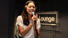 Arlissa in the Live Lounge for Trevor