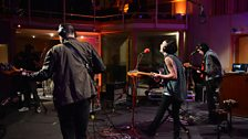 The 1975 in session at Future Festival