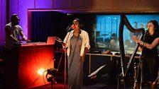 Laura Mvula in session at Future Festival
