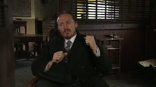 Image for Jerome Flynn on boxing scenes
