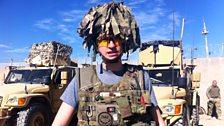 Greg In Afghanistan