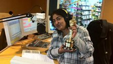 Image for Rupal grabs an Oscar