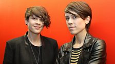 Image for Tegan and Sara on being gay in today's music industry