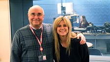 Imogen Stubbs and Rob Cowan