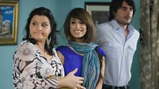 Zainab soon has high hopes for Syed's engagement to the lovely Amira