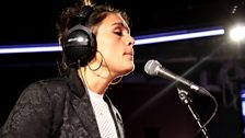 Jessie Ware in the Live Lounge