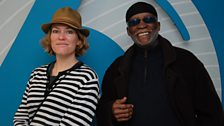 Image for Cerys and Ahmad Jamal