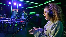 Rudimental in the Live Lounge late