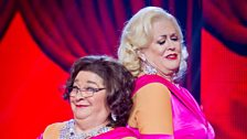 Image for Kim Woodburn & Rosemary Shrager perform