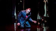 "Evgeny Nikitin as Klingsor in Wagner's ""Parsifal."""