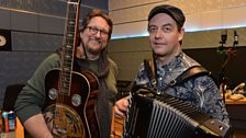 Image for Late Junction Session: Jerry Douglas and Stian Carstensen