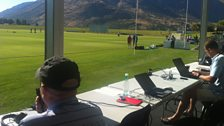 Kevin Howells reports from Queenstown