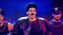 Image for Jodie Prenger performs 'Word Up'