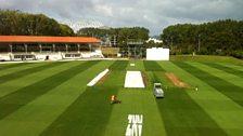 Dunedin venue of 1st Test