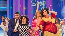 Image for Soapstars perform Hairspray