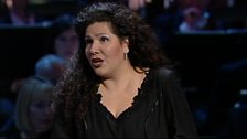 Image for Angela Marambio performs Bizet