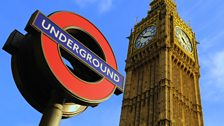 Image for Mark Ovenden on the Underground