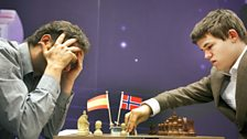 Image for Magnus Carlsen: Chess is like sport