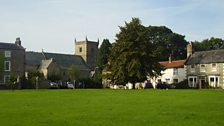 St Mary's in Gainford, where The Gainford Singers perform in County Durham, taken by Patrick (Gainford)