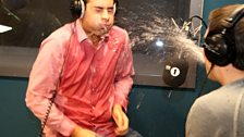 TOWIE's Arg gets involved