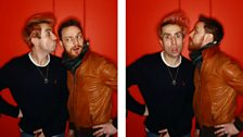 Image for James McAvoy chats to Grimmy