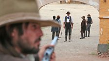 Image for 'Watching Westerns was a wonderful, ecstatic release'