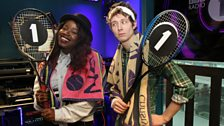 Image for Misha B Plays Pie Tennis