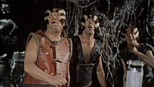 The Monster of Peladon: Part 1