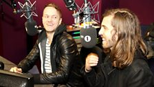 Image for Imagine Dragons join Greg in the studio