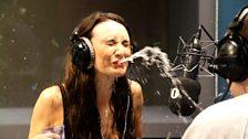 Claire Cooper (Jacqui McQueen off Hollyoaks)