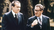 Image for Nixon and Kissinger: paranoia in the White House
