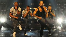 Image for JLS to split