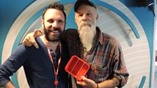 Image for Seasick Steve joins Shaun Keaveny in the studio