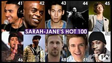41 - 50 in the Hot 100 List